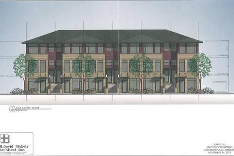 Residential property for sale at 0 Carleton St Carleton Place Ontario - MLS: 1133226