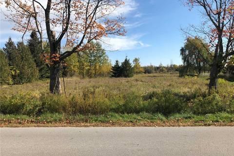 Residential property for sale at 0 Thorah Park Blvd Brock Ontario - MLS: N4611032