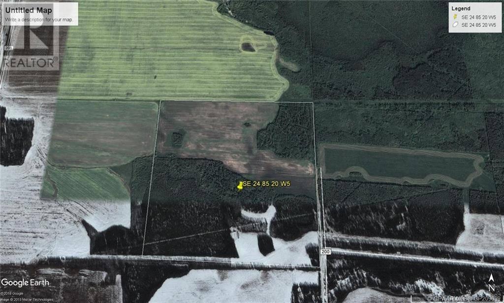 0 Range Road 200 , Northern Sunrise County | Image 1
