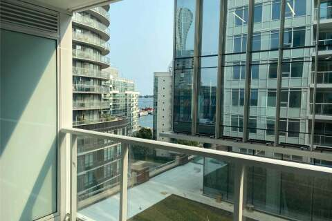 Apartment for rent at 500 Lake Shore Blvd Unit 0016 Toronto Ontario - MLS: C4919754