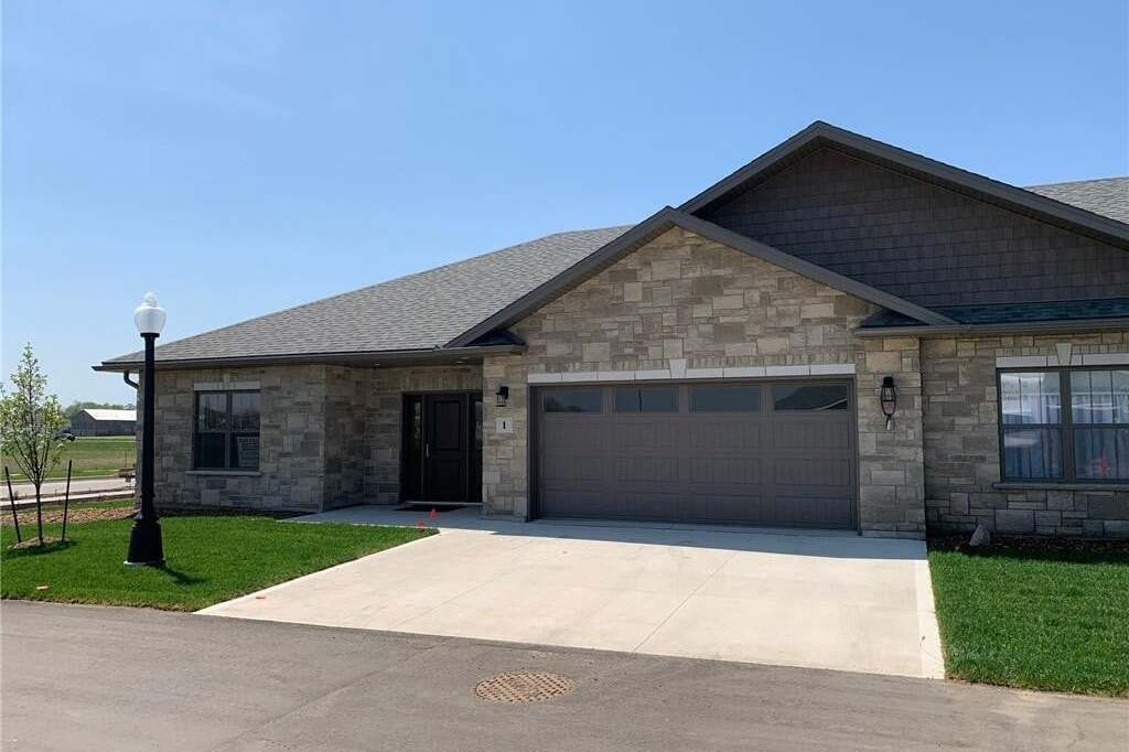 Townhouse for sale at 1050 Waterloo St Unit 01 Saugeen Shores Ontario - MLS: 230831
