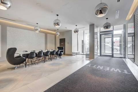 Apartment for rent at 20 Gladstone Ave Toronto Ontario - MLS: C4587179