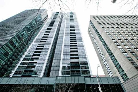 Apartment for rent at 28 Ted Rogers Wy Unit 4101 Toronto Ontario - MLS: C4771004