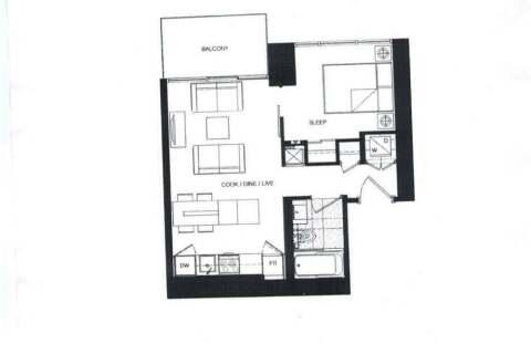 Apartment for rent at 5 St Joseph St Unit 1501 Toronto Ontario - MLS: C4775147