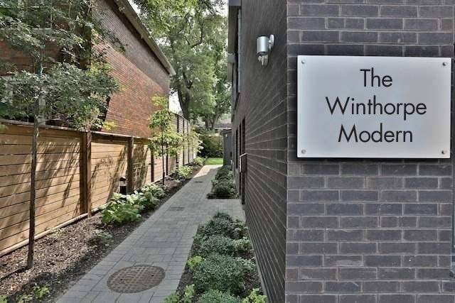 The Winthorpe Modern Condos: 69 Winthorpe Road, Toronto, ON