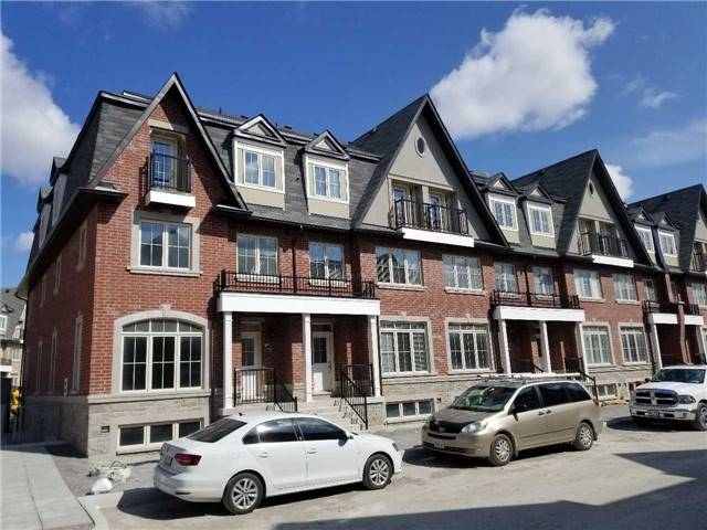 For Rent: 01 - 8 Eaton Park Lane, Toronto, ON | 4 Bed, 4 Bath Townhouse for $2,400. See 8 photos!