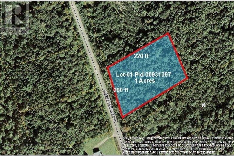 Residential property for sale at Lot 01 Poirier Office Rd Unit 01 Notre Dame New Brunswick - MLS: M120731