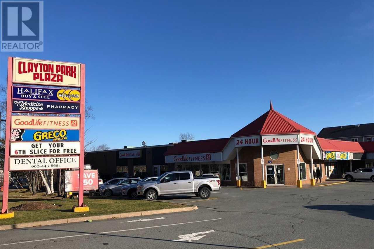 Commercial property for lease at 101 + 0110 70 Lacewood Dr Clayton Park Nova Scotia - MLS: 202000432