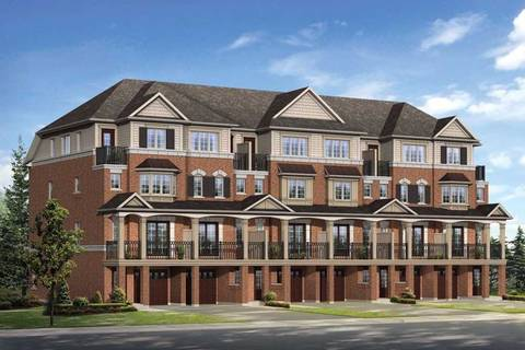 Townhouse for sale at 281 Uc Towns Phase 2p2 Path Oshawa Ontario - MLS: E4406436