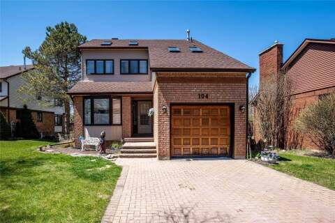 Townhouse for sale at 104 Riverview Rd Unit 03 New Tecumseth Ontario - MLS: N4761267