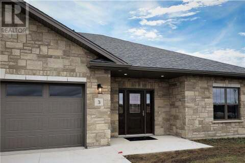 Townhouse for sale at 1050 Waterloo St Unit 03 Saugeen Shores Ontario - MLS: 175726