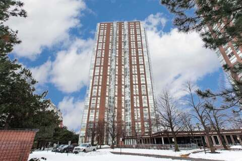 Apartment for rent at 7 Concorde Pl Unit 2703 Toronto Ontario - MLS: C4770092