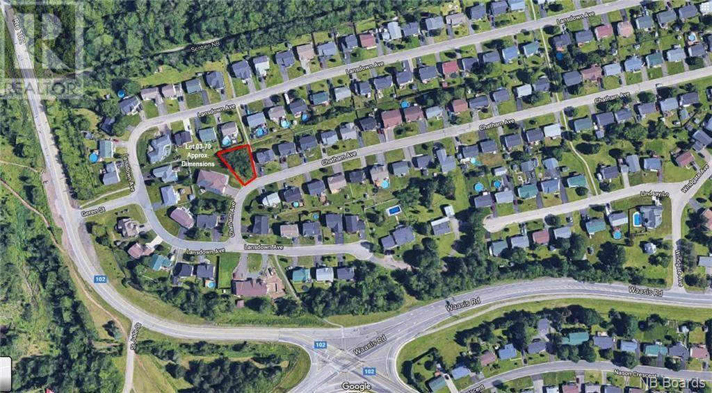 Residential property for sale at 70 Chatham Ave Unit 03 Oromocto New Brunswick - MLS: NB042940