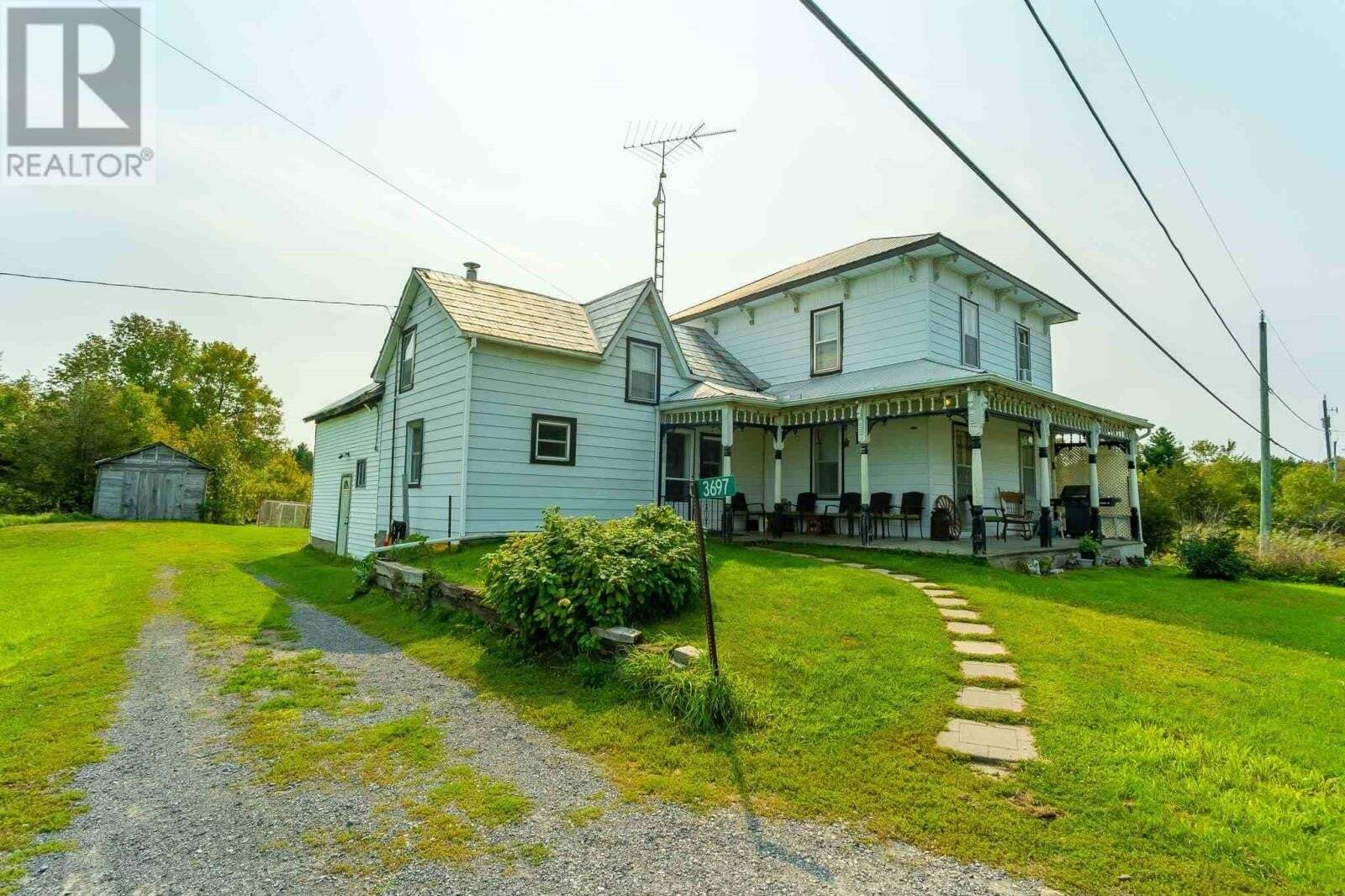 House for sale at 03697 Desert Lake Rd South Frontenac Ontario - MLS: K20005583