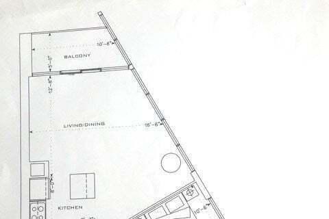 Apartment for rent at 1 The Esplanade  Unit 2004 Toronto Ontario - MLS: C4768886
