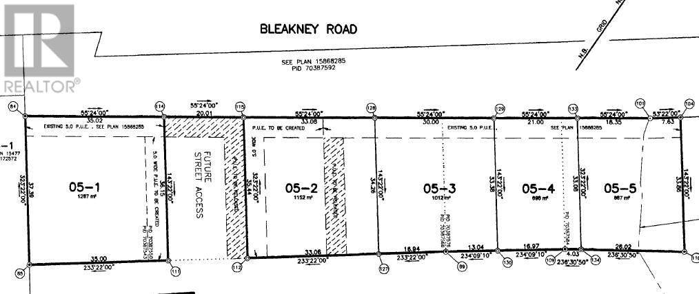 Home for sale at Lot 05-1 Bleakney Rd Unit 05-1 Salisbury New Brunswick - MLS: M127897