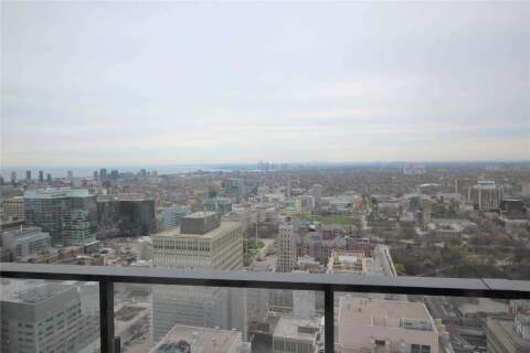 Apartment for rent at 11 Wellesley St Unit 4406 Toronto Ontario - MLS: C4773520