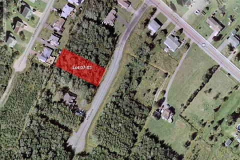 Residential property for sale at 0 Irene Ave Unit 07-03 Bouctouche New Brunswick - MLS: M122416