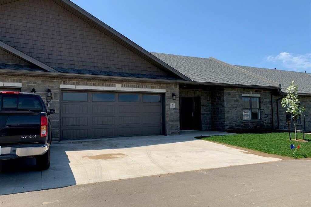Townhouse for sale at 1050 Waterloo St Unit 07 Saugeen Shores Ontario - MLS: 175732