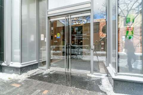 Apartment for rent at 155 Yorkville Ave Unit 2807 Toronto Ontario - MLS: C4769450