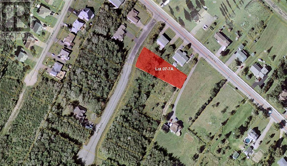 Residential property for sale at Lot 07-7A Irene Ave Unit 07-7a Bouctouche New Brunswick - MLS: M122415