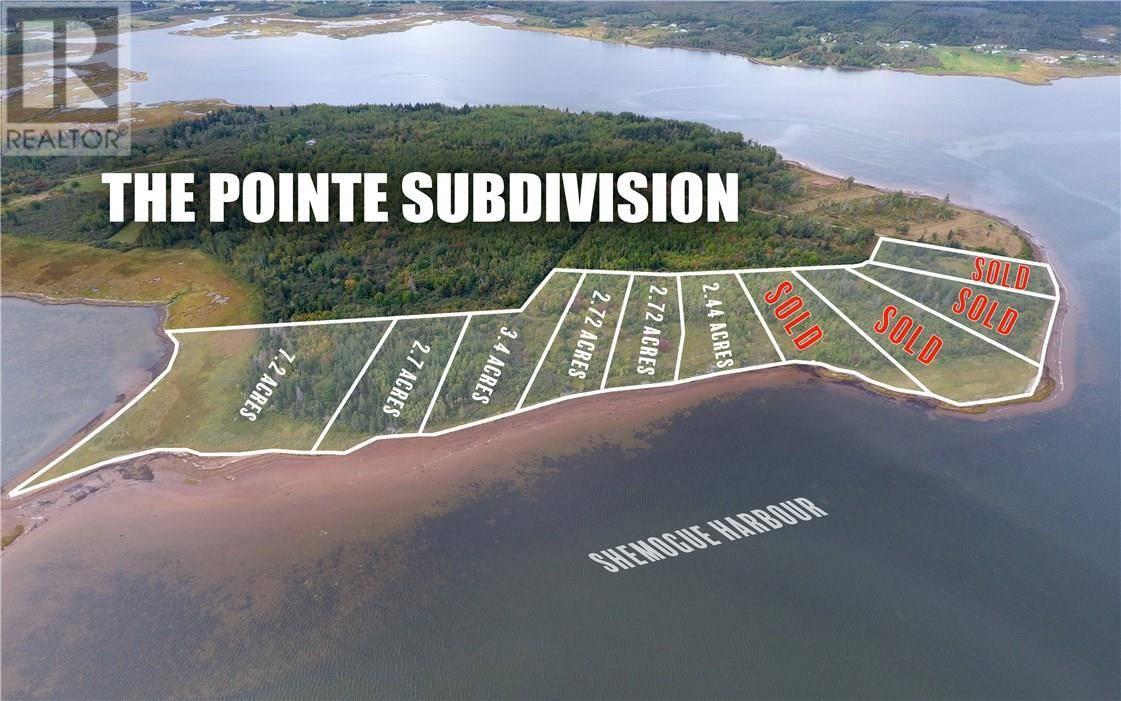 Home for sale at 0 Sunrise Ln Unit 08-10 Shemogue New Brunswick - MLS: M122298