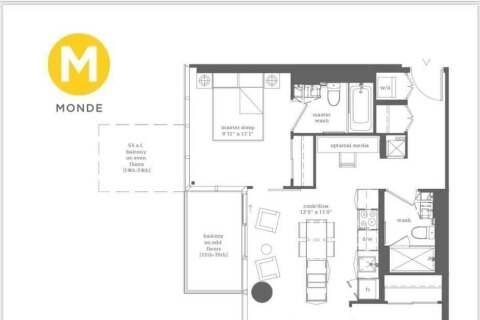Apartment for rent at 16 Bonnycastle St Unit 2609 Toronto Ontario - MLS: C4771207