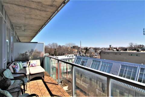 Apartment for rent at 201 Carlaw Ave Unit 509 Toronto Ontario - MLS: E4777325