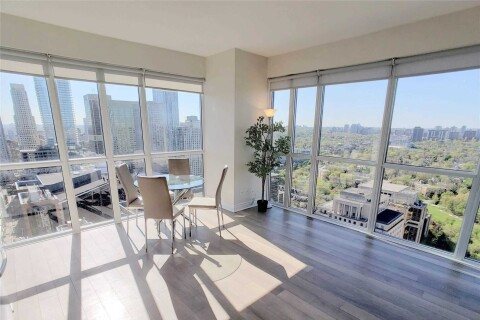 Condo for sale at 28 Ted Rogers Wy Unit 3509 Toronto Ontario - MLS: C4767700
