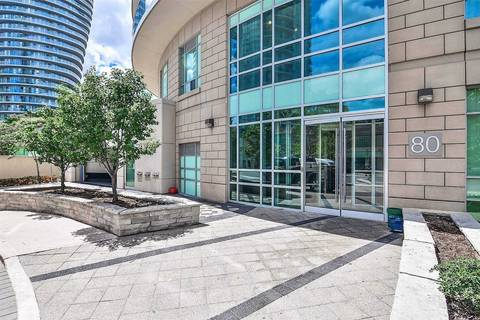 Condo for sale at 80 Absolute Ave Mississauga Ontario - MLS: W4738693