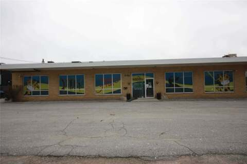 Commercial property for lease at 10 Centennial Rd Apartment 1 Orangeville Ontario - MLS: W4776860
