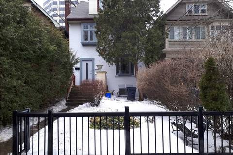 Townhouse for rent at 10 Ferndale Ave Unit 1 Toronto Ontario - MLS: C4375831