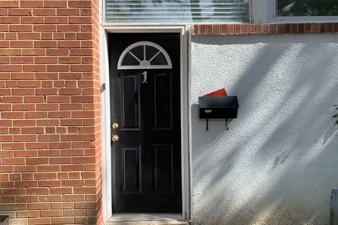 Apartment for rent at 100 George Henry Blvd Unit 1 Toronto Ontario - MLS: C4586532