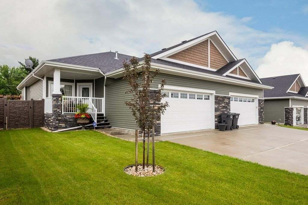 Townhouse for sale at 1005 Calahoo Rd Unit 1 Spruce Grove Alberta - MLS: E4205429