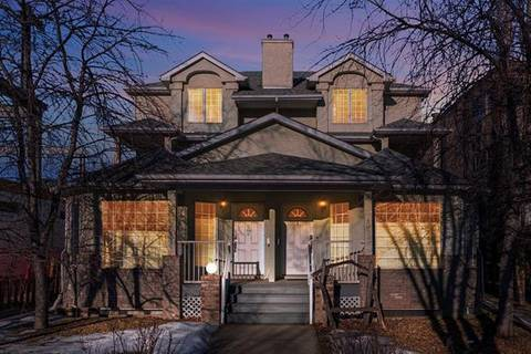 Townhouse for sale at 1020 Memorial Dr Northwest Unit 1 Calgary Alberta - MLS: C4283315
