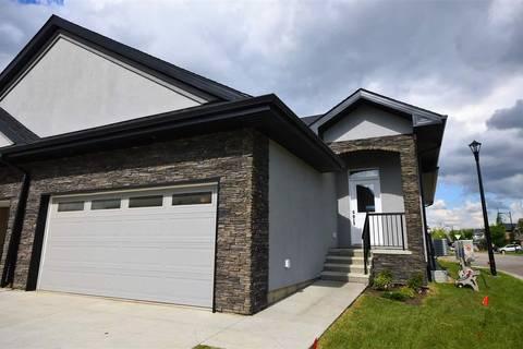 Townhouse for sale at 104 Allard Li Sw Unit 1 Edmonton Alberta - MLS: E4173719