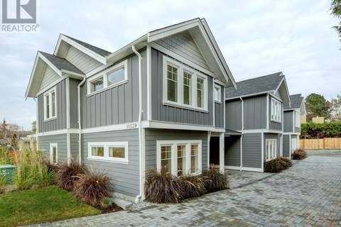 Townhouse for sale at 10529 Mcdonald Park Rd Unit 1 Sidney British Columbia - MLS: 408190
