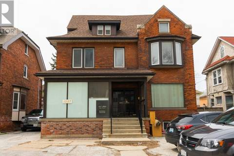 Commercial property for lease at 1057 Ouellette  Apartment 1 Windsor Ontario - MLS: 19017221
