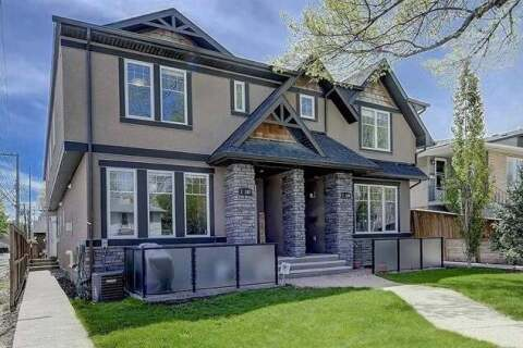 Townhouse for sale at 107 29 Ave Northwest Unit 1 Calgary Alberta - MLS: C4300194