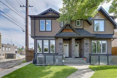 Townhouse for sale at 107 29 Ave Northwest Unit 1 Calgary Alberta - MLS: C4257184