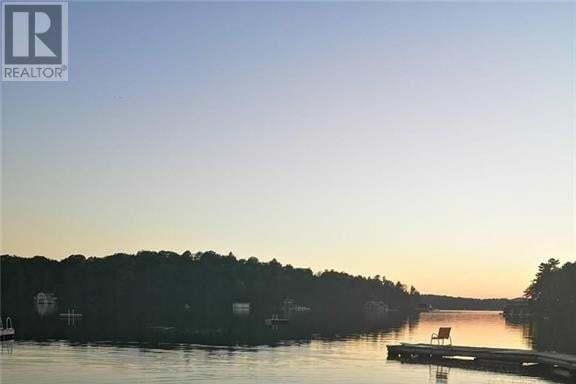 House for sale at 1071 Big Joe Rd Unit 1 Muskoka Lakes Ontario - MLS: 252819