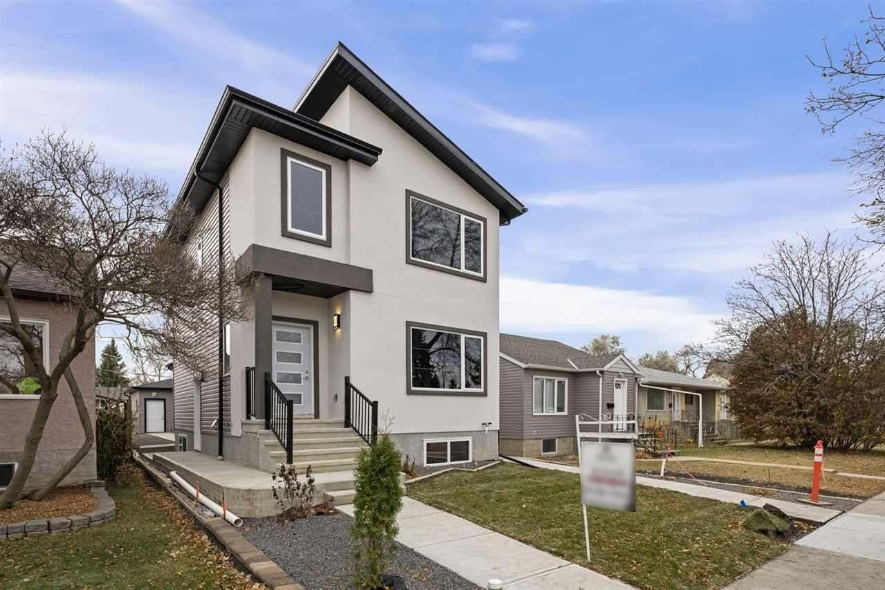 House for sale at 1 10917 68 Av NW Edmonton Alberta - MLS: E4194292