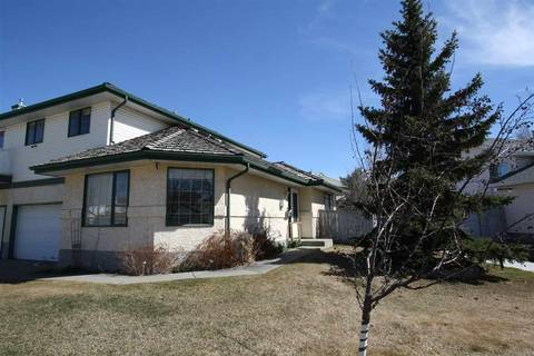 Townhouse for sale at 11 Hunchak Wy Unit 1 St. Albert Alberta - MLS: E4153144