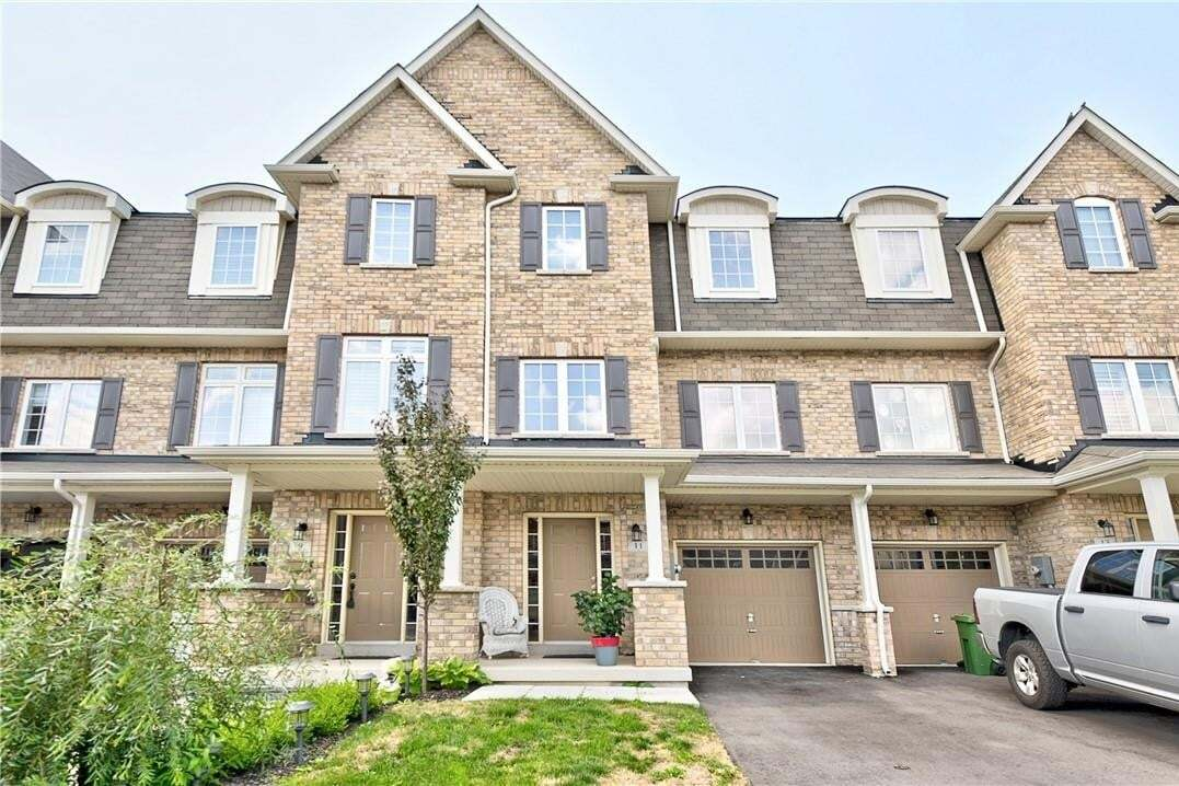 Townhouse for rent at 11 Savage Dr Unit 1 Waterdown Ontario - MLS: H4084861
