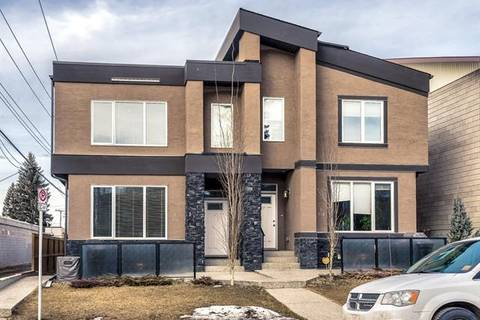 Townhouse for sale at 110 23 Ave Northeast Unit 1 Calgary Alberta - MLS: C4241190