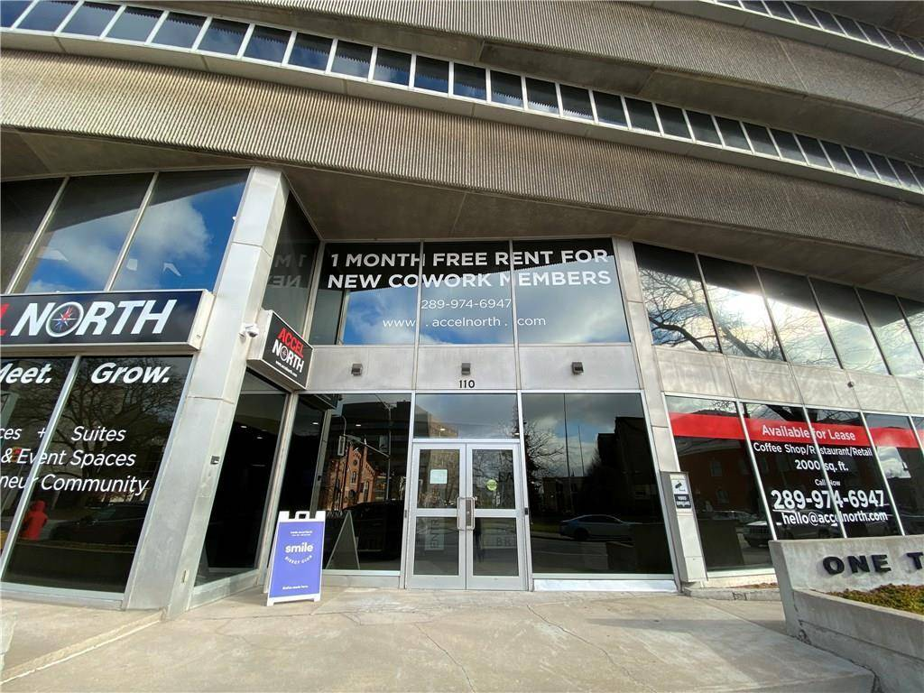 Commercial property for lease at 110 James St Apartment 1 St. Catharines Ontario - MLS: 30786337