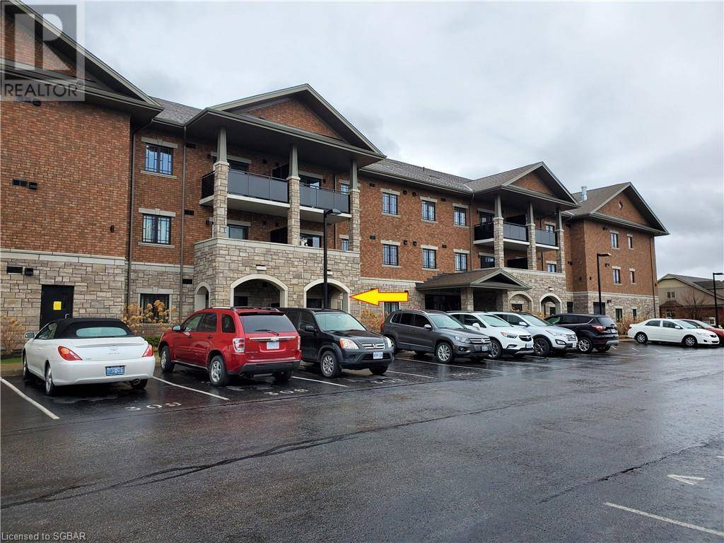 Apartment for rent at 111 Chamberlain Cres Unit 1 Collingwood Ontario - MLS: 254009