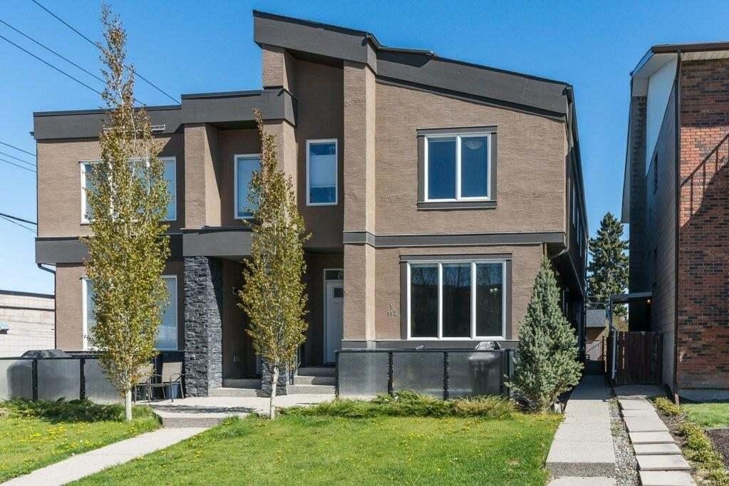Townhouse for sale at 112 23 Av NE Unit 1 Tuxedo Park, Calgary Alberta - MLS: C4299212