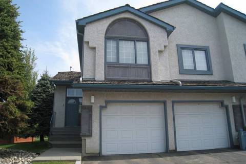 Townhouse for sale at 1130 Falconer Rd Nw Unit 1 Edmonton Alberta - MLS: E4154524