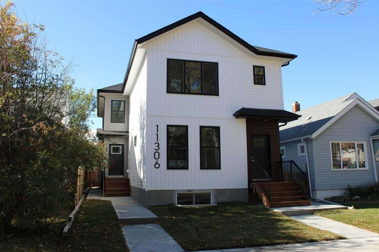 Townhouse for sale at 11306 92 St NW Unit 1 Edmonton Alberta - MLS: E4215819